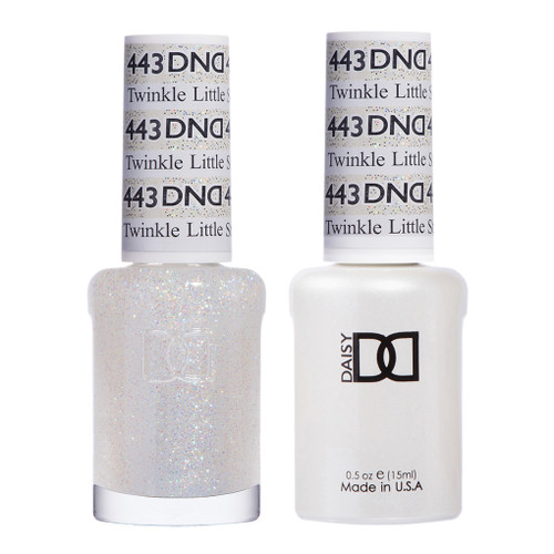 Daisy Gel Polish Twinkle Little Star 443