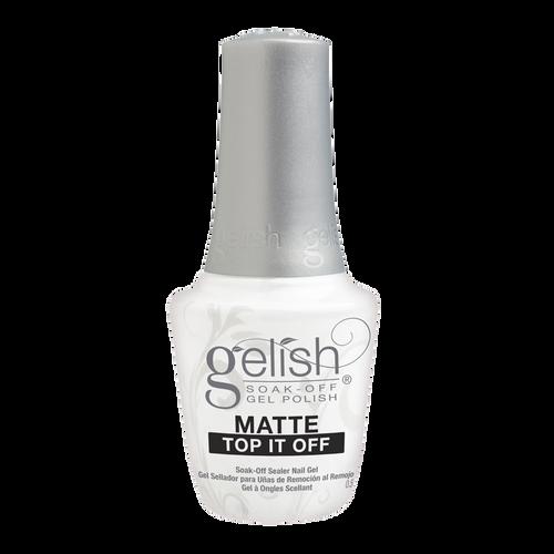 Gelish Matte Top  Coat