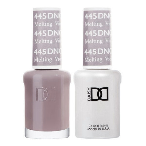 Daisy Gel Polish Melting Violet 445