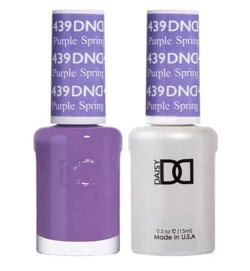Daisy DND Purple Spring 439