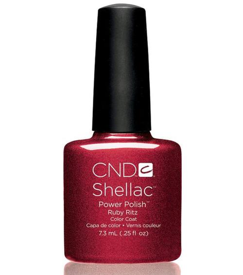 CND Shellac Ruby Ritz