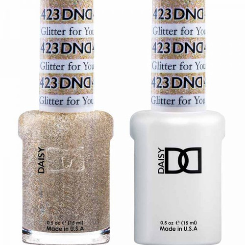 Daisy Gel Glitter For You 423