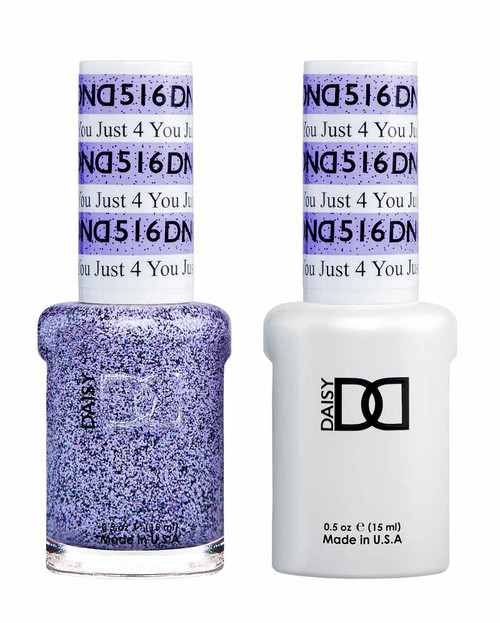 Daisy DND Gel Polish Just 4 You 516