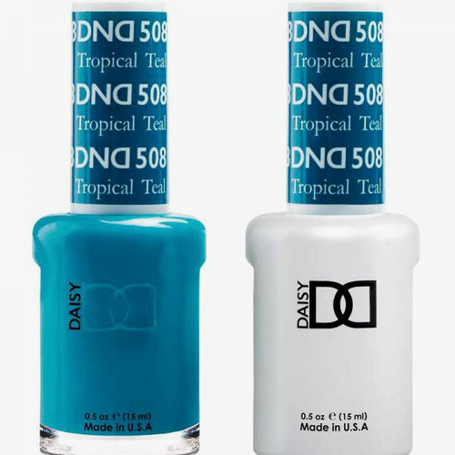 Daisy Gel Polish Tropical Teal 508