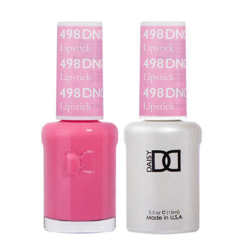 Daisy Gel Polish Lipstick # 498