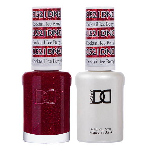 Daisy Gel Polish Berry Cocktail Ice 521