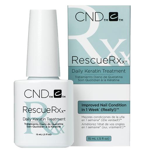 CND RescueRXx Daily Keratin Treatment