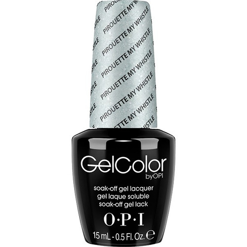 OPI GelColor Pirouette My Whistle
