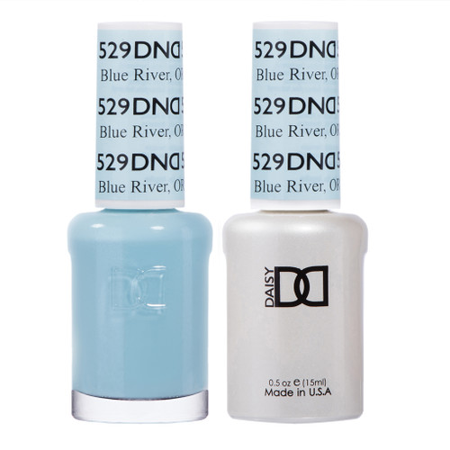 Daisy Gel Polish Blue River 529