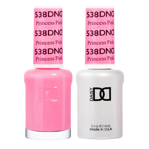 Daisy Gel Polish Princess Pink 538