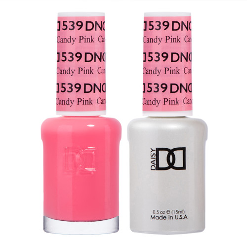 Daisy Gel Polish Candy Pink 539