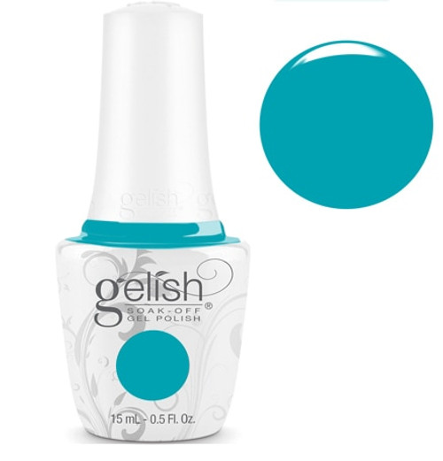 Gelish Polish Radiance Is My Middle Name