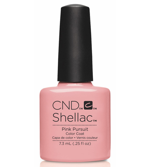 Shellac Pink Pursuit
