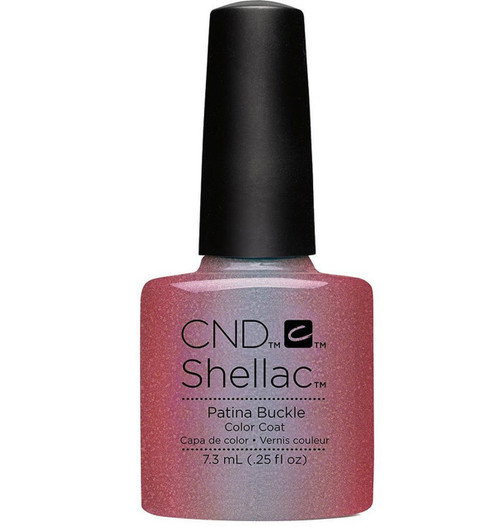 CND Shellac Patina Buckle