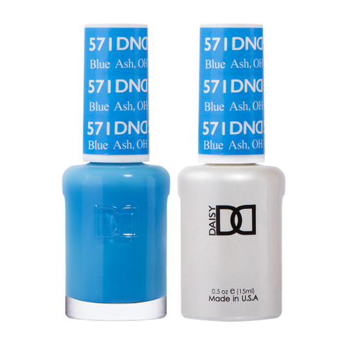 Daisy Gel Polish Blue Ash, OH #571