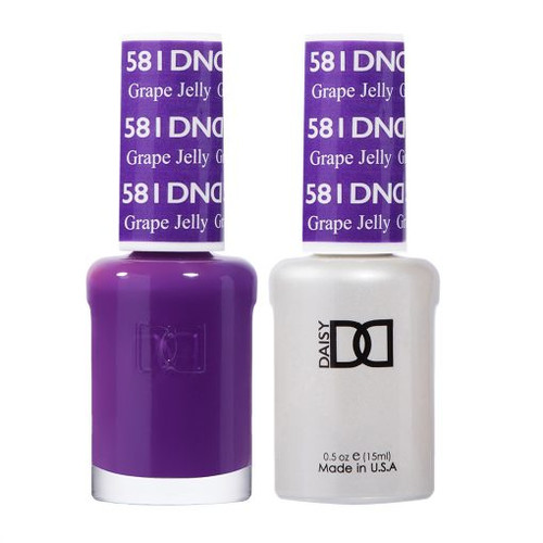 Daisy Gel Polish Grape Jelly #581