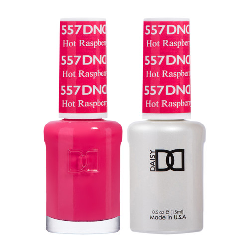 Daisy Gel Polish Hot Raspberry #557