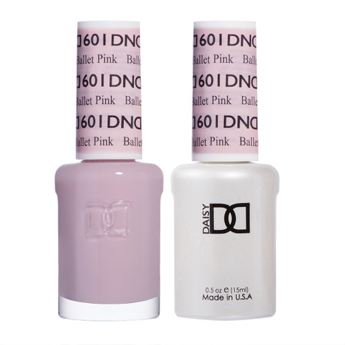 Daisy Gel Polish Ballet Pink #601
