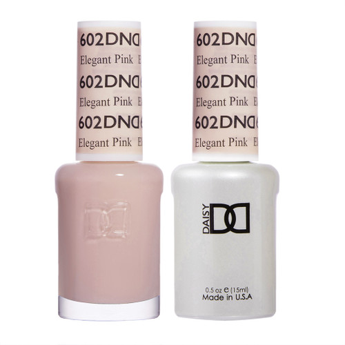 Daisy Gel Polish Elegant Pink #602