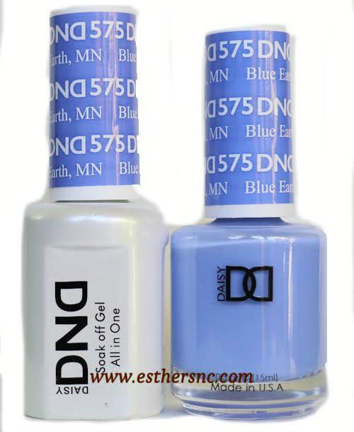 Daisy Gel Polish Blue Earth, MN #575