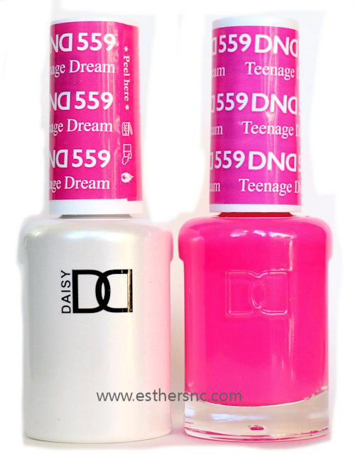 Daisy Gel Polish Teenage Dream #559