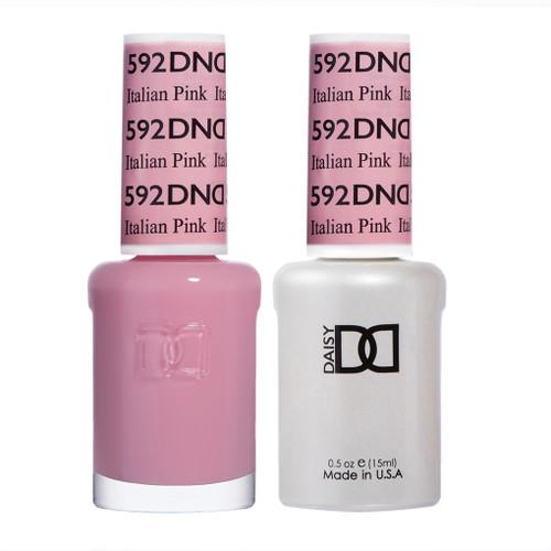 Daisy Gel Polish Italian Pink #592