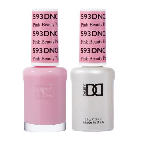 Daisy Gel Polish Pink Beauty #593
