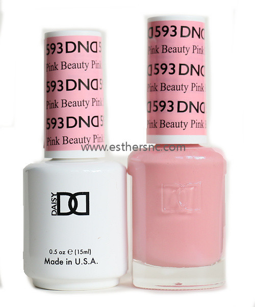 Daisy Gel Polish Pink Beauty #593