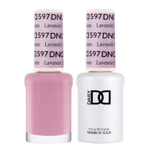 Daisy Gel Polish Lavender Dream #597