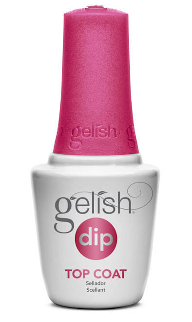 Gelish Dip Top Coat