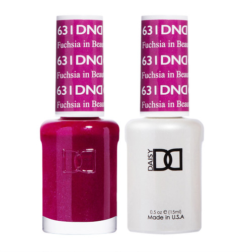 Daisy Gel Polish Fuchsia in Beauty #631