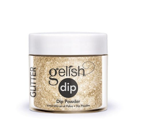 Gelish Dip All That Glitters is Gold