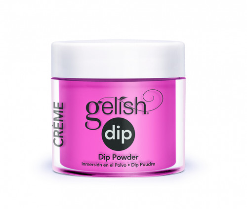 Gelish Dip Make You Blink Pink