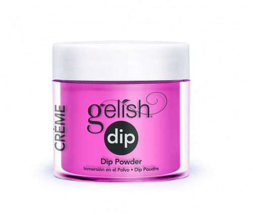 Gelish Dip Make You Blink Pink