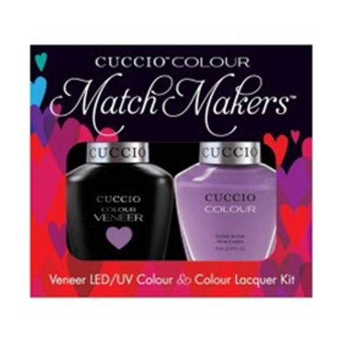 Cuccio Match Makers Gel Polish Cheeky In Helsinki