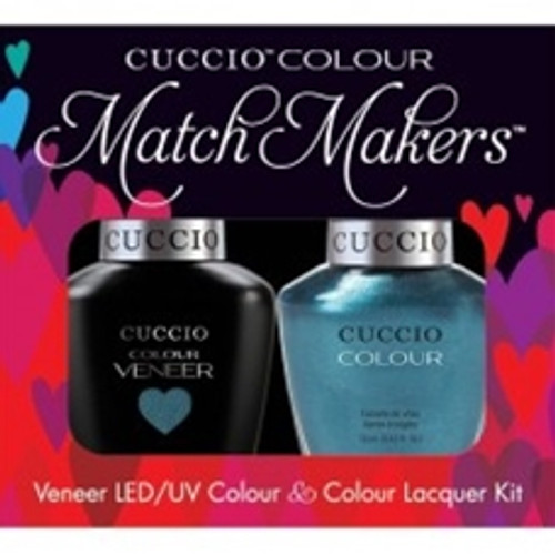 Cuccio Match Makers Gel Polish Fountains of Versailles