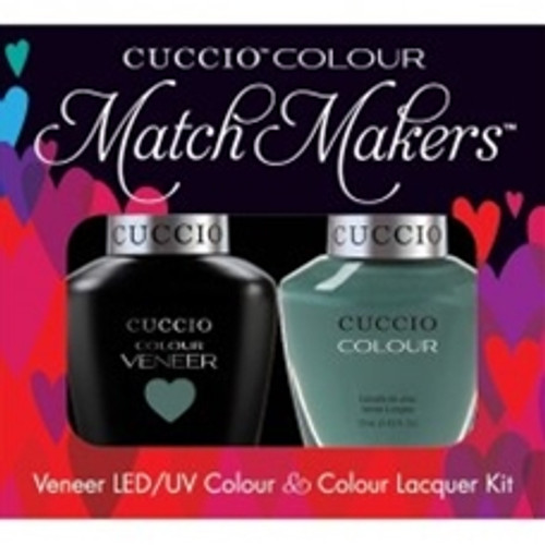 Cuccio Match Makers Dubai Me an Island
