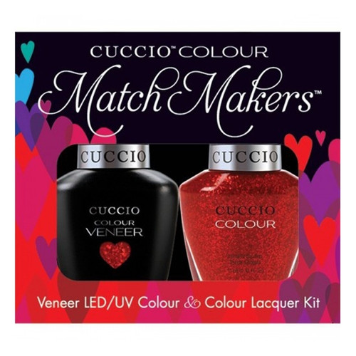 Cuccio Match Makers Gel Polish Manhattan Mayhem