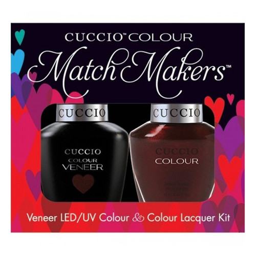 Cuccio Match Makers Gel Beijing Night Glow