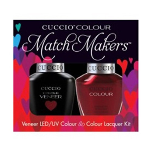 Cuccio Match Makers Gel Moscow Red Square