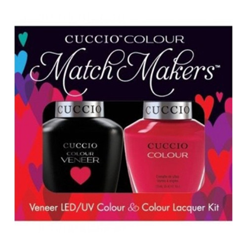 Cuccio Match Makers Gel Singapore Sling