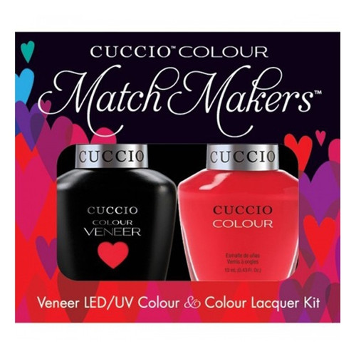 Cuccio Match Makers Gel Costa Rican Sunset
