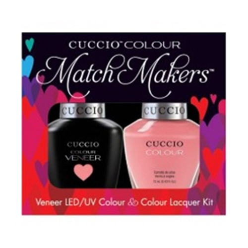 Cuccio Match Makers Turkish Delight