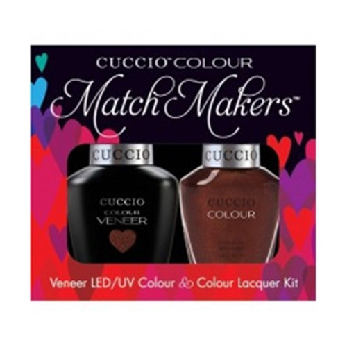 Cuccio Match Makers Gel It's No Istanbul