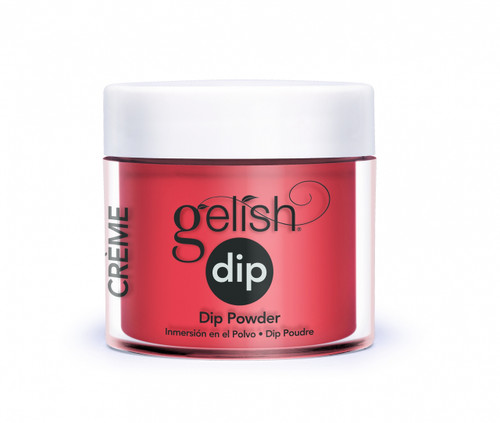 Gelish Dip Fire Cracker