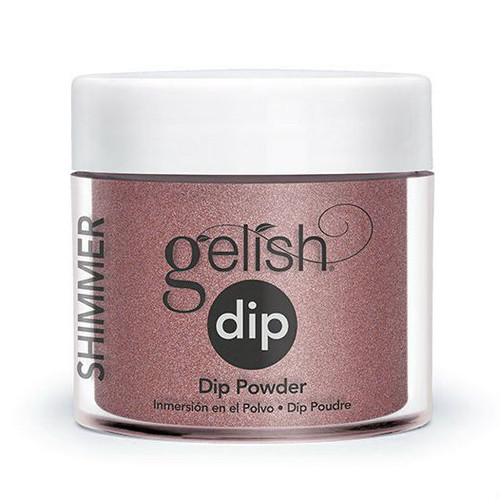 Gelish Dip No Way Rose