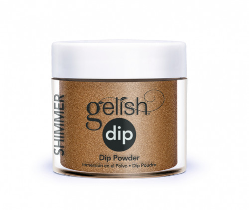 Gelish Dip Bronzed & Beautiful