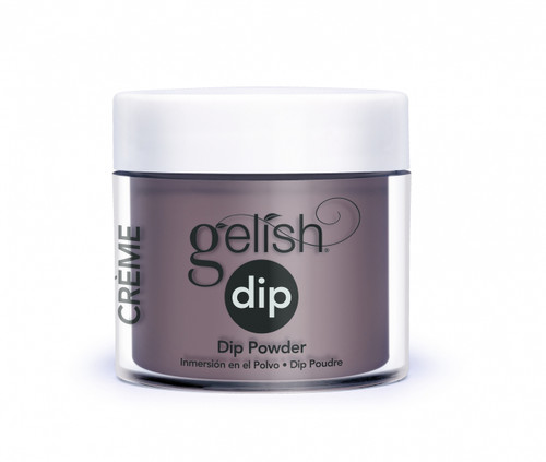 Gelish Dip Latte Please