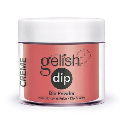 Gelish Dip Pink Flame-ingo