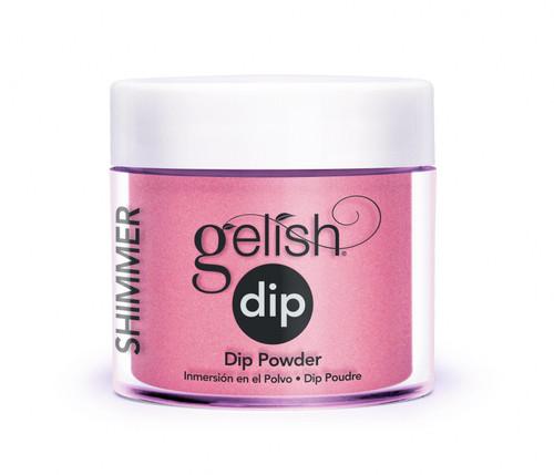 Gelish Dip Powder Rose-y Cheeks